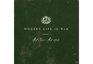 Modern Life Is War - My Love,My Way - (CD)