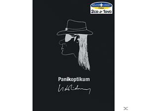 Udo Lindenberg - Panikoptikum (Sound & Vision) [CD + DVD Video]