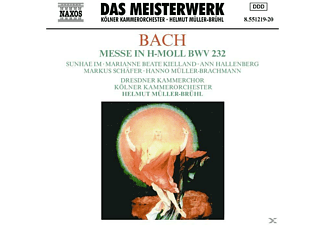 VARIOUS - J.S. Bach - Messe in h-Moll, BWV 232 (CD1) - (CD)