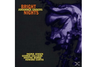 Johannes Enders - BRIGHT NIGHTS - (CD)