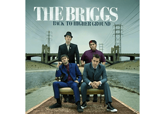 The Briggs - Back To Higher Ground - (CD)