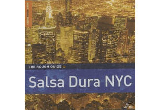 VARIOUS - SALSA DURA NYC. THE ROUGH GUIDE - (CD)