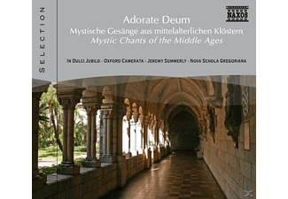 VARIOUS - Adorate Deum - (CD)