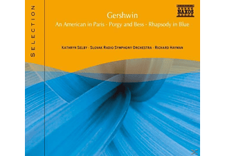 George Gershwin, Selby/Hayman/SRSO - Amerikaner In Paris/Porgy+Bess - (CD)