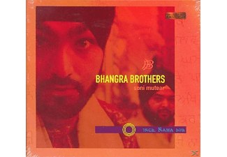 Bhangra Brothers - Soni Mutear - (CD)