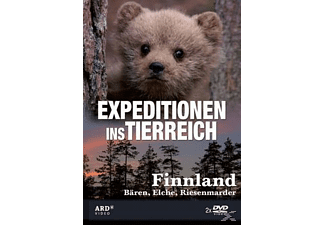 Expeditionen ins Tierreich: Finnland - (DVD)