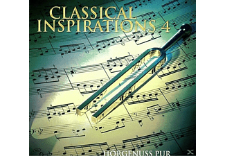 VARIOUS - Classical Inspirations 4 - (CD)