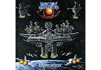 Iron Savior - UNIFICATION - (CD)