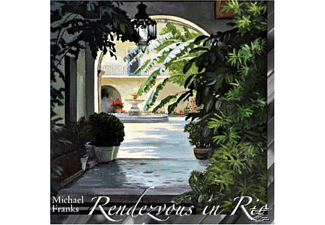Michael Franks - Rendezvous In Rio - (CD)