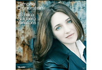 Simone Dinnerstein - Goldberg Variationen - (CD)