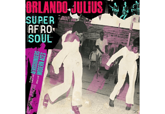 Orlando Julius - Super Afro Soul - (CD)