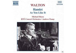 A. Penny, Rte Co, M. Sheen, Sheen,M./Penny,A./Rte CO - Hamlet/As You Like It - (CD)