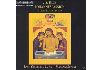 VARIOUS - Johannespassion - (CD)