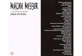 VARIOUS - Mäckie Messer,One Song Editio - (CD)