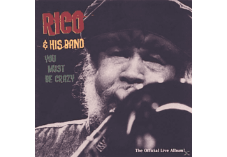 Rico - You Must Be Crazy - (CD)