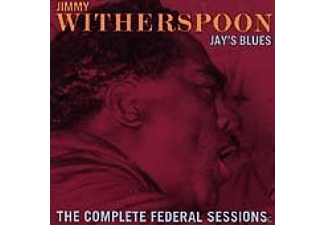 Jimmy Witherspoon - Jay's Blues - (CD)