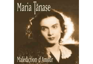 Maria Tanase - MALEDICTION D AMOUR - (CD)