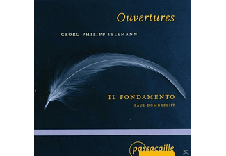 Il Fondamento - Ouvertüren - (CD)