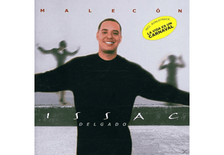 Issac Delgado - Malecon - (CD)