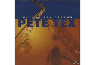 Pete Tex - Golden Sax Dreams - (CD)