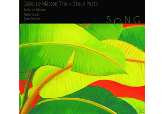 Jobic Le Masson Trio, Steve Potts - Song (Feat. Steve Potts) - (CD)
