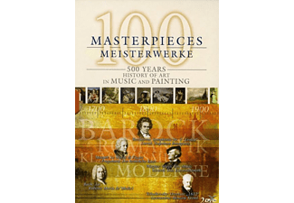 500 Years Of Music+painting - 100 Masterpieces (Int/Ntsc.) - (DVD)