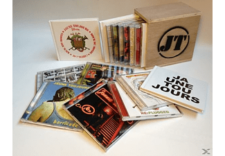 Jaune Toujours - 20sth-Box-Set - (CD)