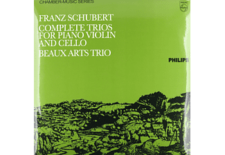 Beaux Arts Trio, VARIOUS - Complete Trios For Piano, Violin And Cello - (Vinyl)