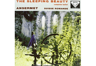 Ernest Ansermet, L' Orchestre de la Suisse Romande, VARIOUS - The Sleeping Beauty - (Vinyl)