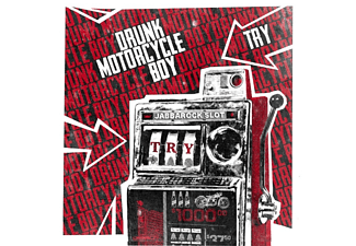 Drunk Motorcycle Boy - Try - (LP + Download)
