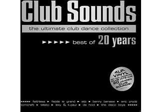 VARIOUS - Club Sounds-Best of 20 Years - (Vinyl)