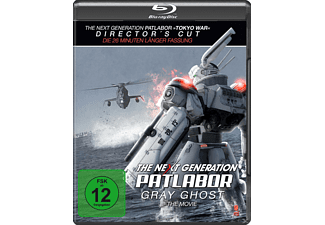 The Next Generation: Patlabor - Gray Ghost Director's Cut, Special Edition - (Blu-ray)