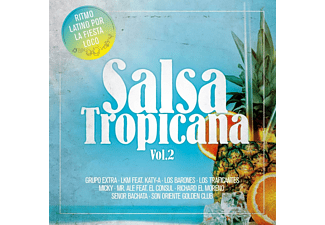 VARIOUS - Salsa Tropicana Vol.2 - (CD)