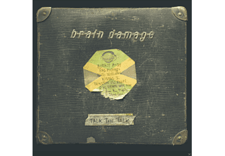 Brain Damage - Talk The Talk - (CD)