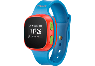 ALCATEL  SW 10 Move Time Kids, Smartwatch, 217.4 mm, TPU, Blau