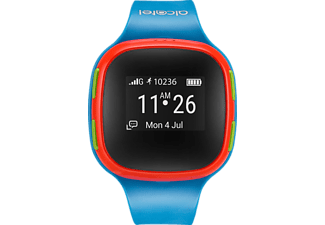 ALCATEL SW 10 Move Time Kids, Smartwatch, TPU, 217.4 x 20.0 x 3 mm, Blau