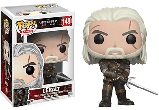 POP Games: The Witcher - Geralt Vinylfigur