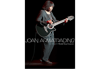 Joan Armatrading - Me Myself I-World Tour Concert - (DVD)