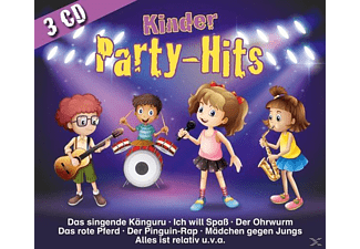 Kiddy Club - Kinder Party-Hits (3er CD) - (CD)