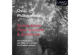 Oslo Philharmonic Orchestra - Eyvind AlnÆS Piano Concerto & Symphony - (CD)