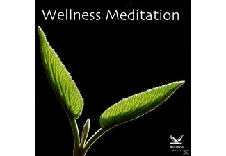 VARIOUS - Wellness Medidation - (CD)