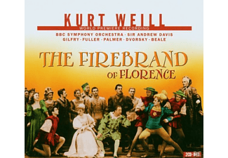BBC Symphony Orchestra - The Firebrand Of Florence - (CD)
