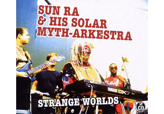 His Solar Myth-arkest, Sun Ra & His Solar Myth-arkest - Strange Worlds - (CD)