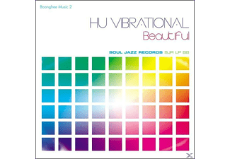 Hu Vibrational - Beautiful-Bonghee Music 2 - (CD)
