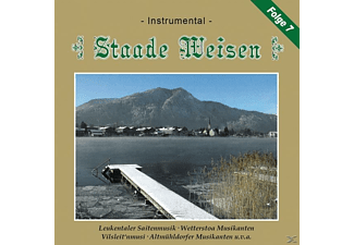 VARIOUS - STAADE WEISEN,7-INSTRUMENTAL - (CD)