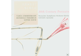 KOC, ZIMMERMANN, FRIEDRICH, DEUTSCH - 20th Century Portraits - (CD)