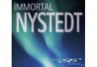 Ensemble 96 & Baerum Vokalenensemble - IMMORTAL NYSTEDT - (CD)