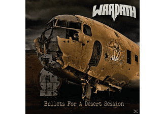 Warpath - Bullets For A Desert Session (Ltd.Digipak) - (CD)