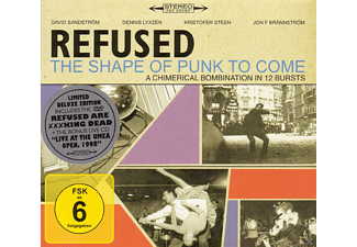 Refused - The Shape Of Punk To Come (Deluxe Edition) - (DVD)