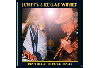 Johnny & Edgar Winter - Brothers In Rock'n'Roll - (CD)